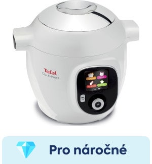 recenze hrnce Tefal Cook4me+