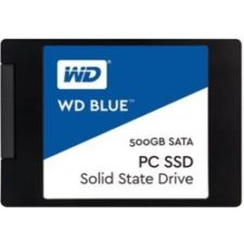 WD 500GB SSD disk recenze