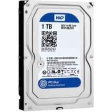 Western Digital 1TB pevný disk recenze