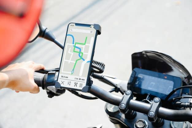 Aplikace do mobilu - motonavigace