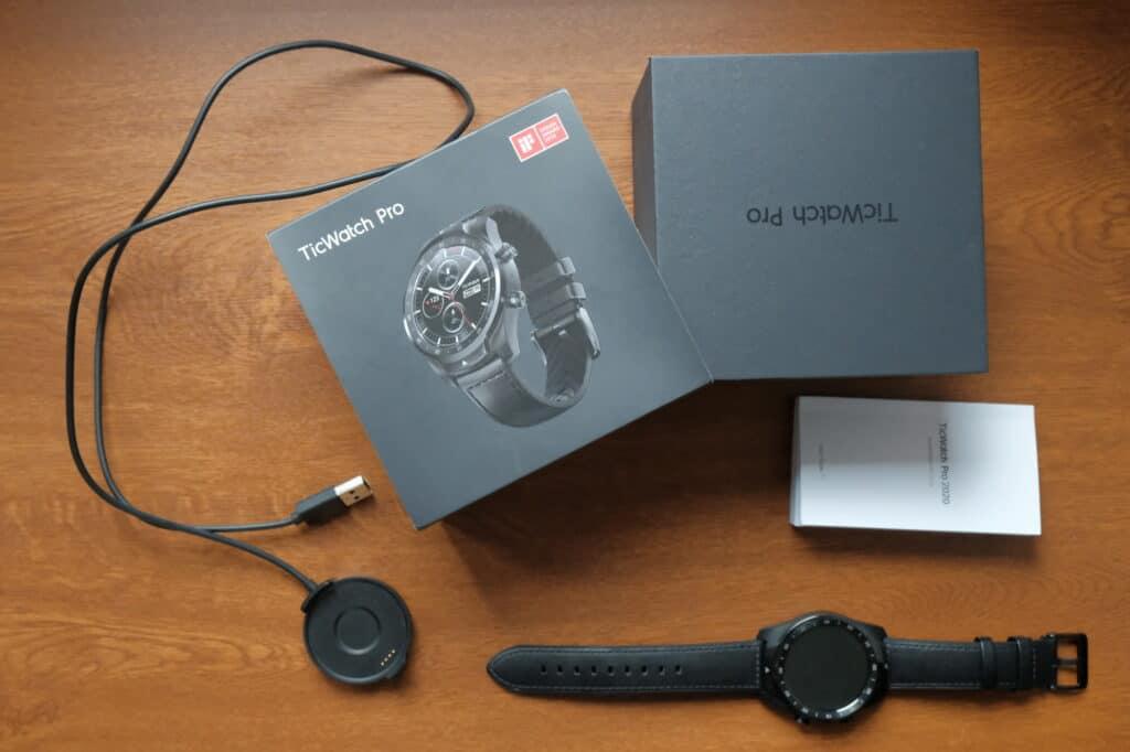 chytré hodinky TicWatch 2020