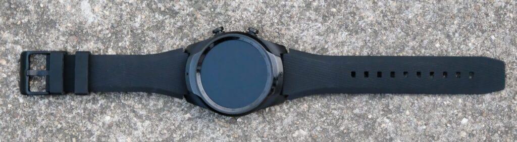 chytré hodinky TicWatch 4G LTE