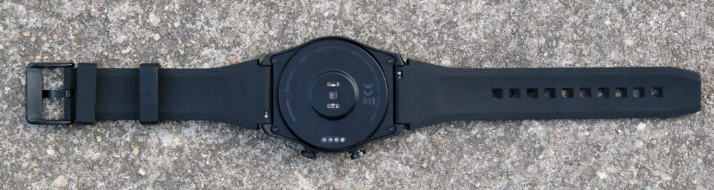 hodinky TicWatch 4G LTE zezadu