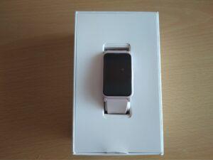 chytré hodinky HONOR ES test