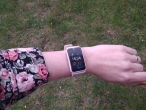 HONOR Watch ES chytré hodinky test