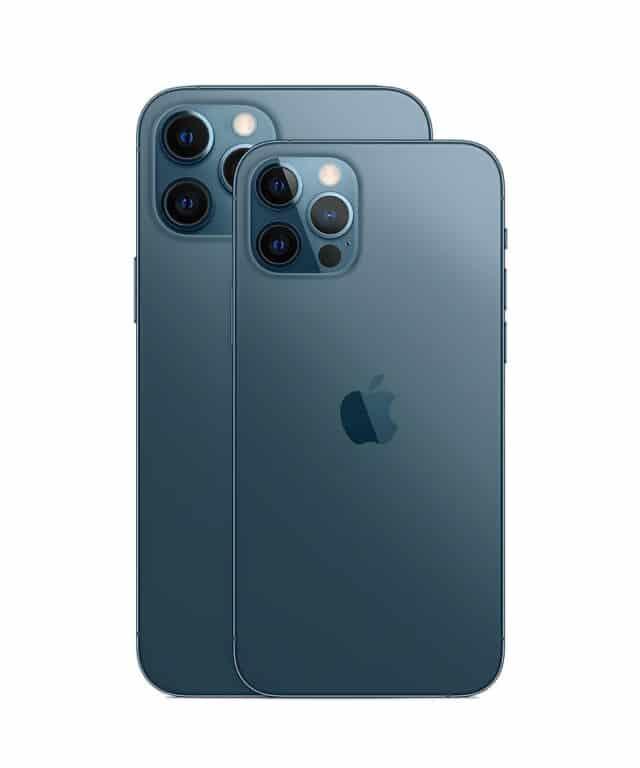 iPhone 12 Pro - nejlepší prémiový mobil