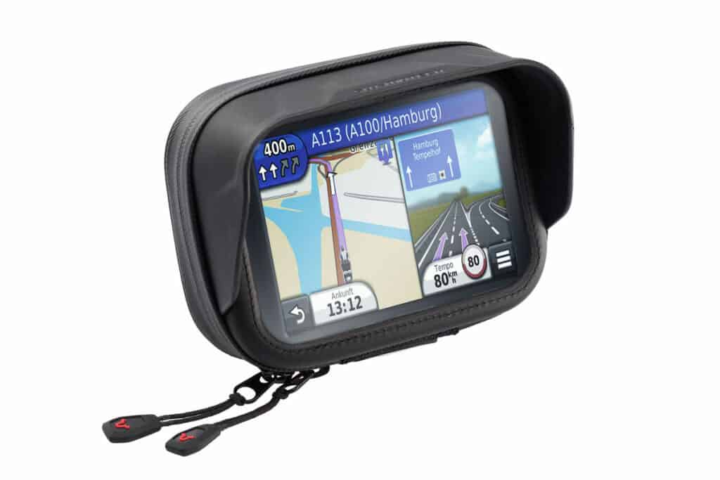 Jak připevnit navigaci na motorku - návod a rady