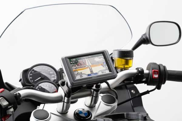 Jak vybrat navigaci na motorku - informace