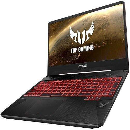 Asus TUF Gaming FX505DV-HN227T - levný notebook na hraní her