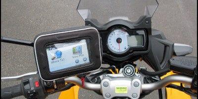 Nejlepší GPS navigace na motorku (motonavigace) 2020