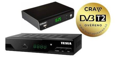 Nejlepší set-top boxy DVB-T2 pro rok 2021
