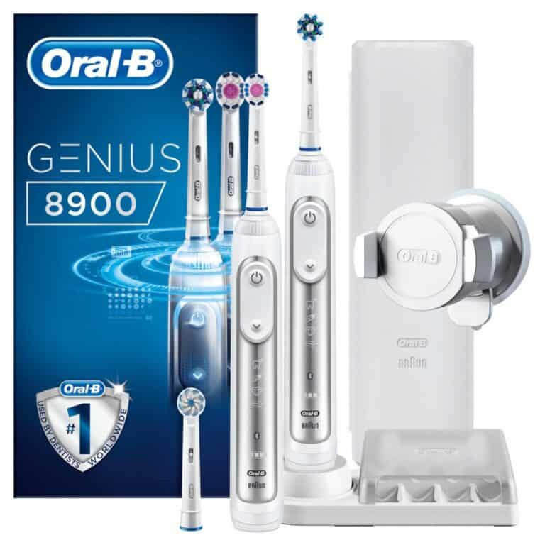 Oral-B Genius 8900 CrossAction 1+1 tělo