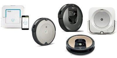 Recenze a testy robotických vysavačů a mopů iRobot