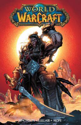 World of Warcraft 1 kniha