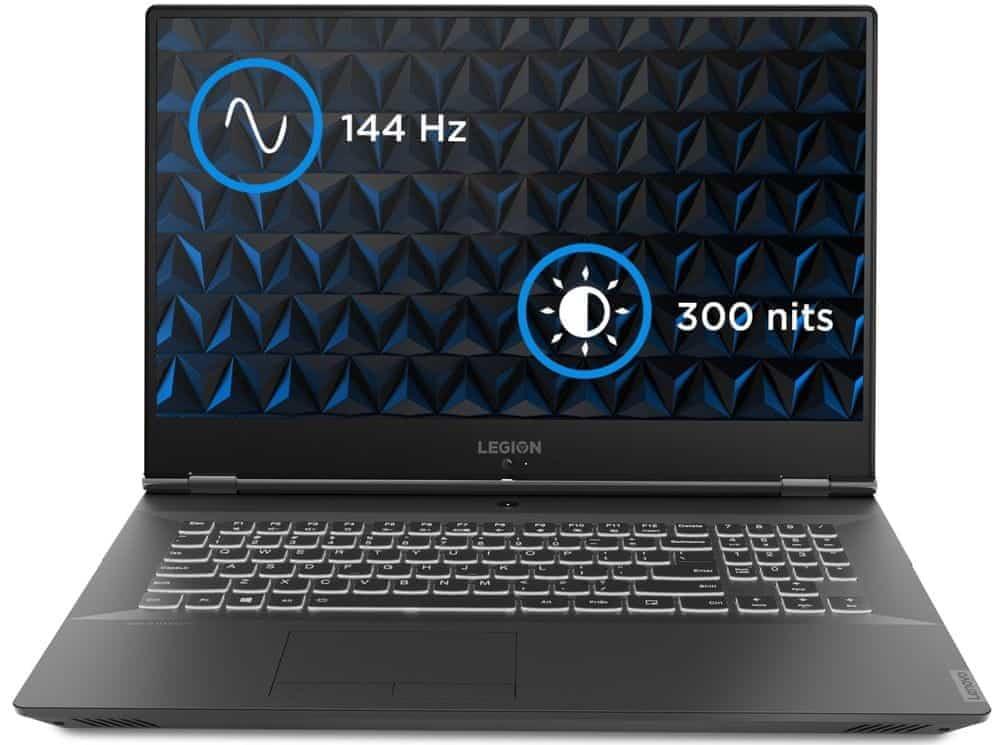 Lenovo Legion Y540 81Q400AYCK - test