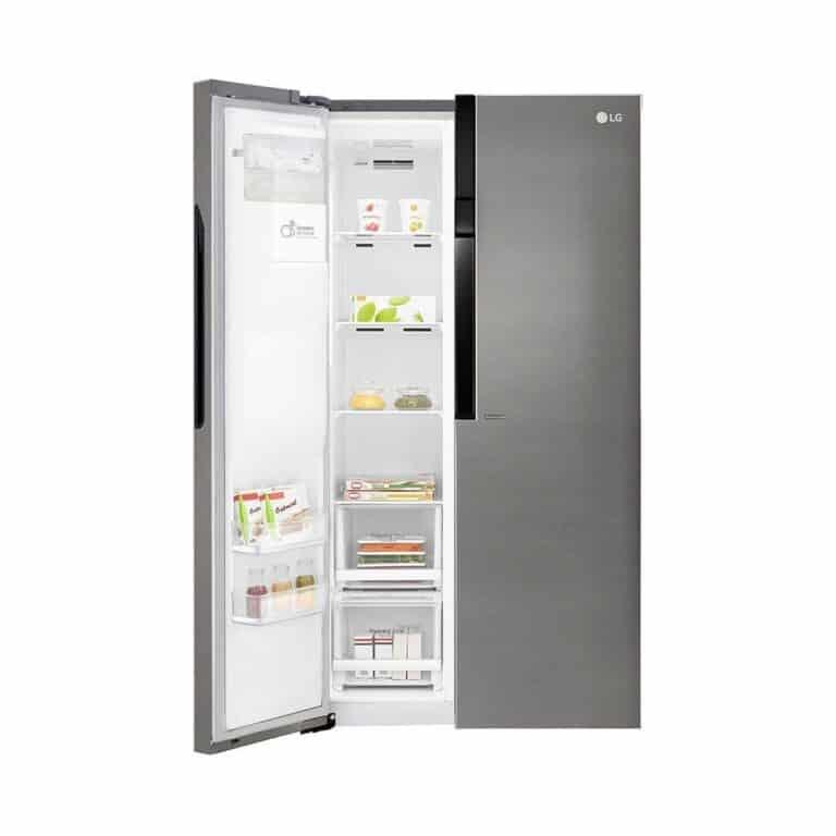 LG GSL360ICEV - americká lednička