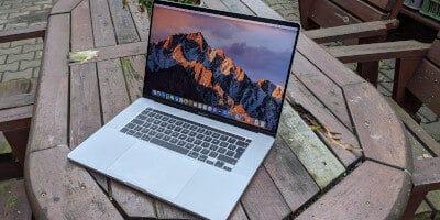 Recenze MacBook Pro 16″ Touch Bar