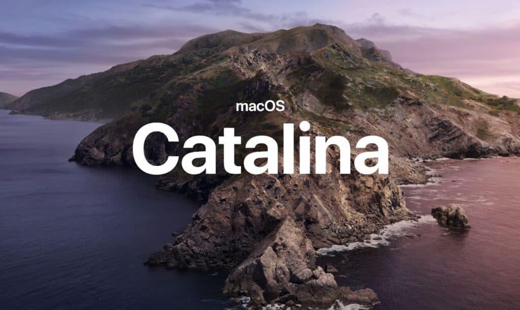 """Recenze MacBook Pro 16"""" Touch Bar operační systém"""