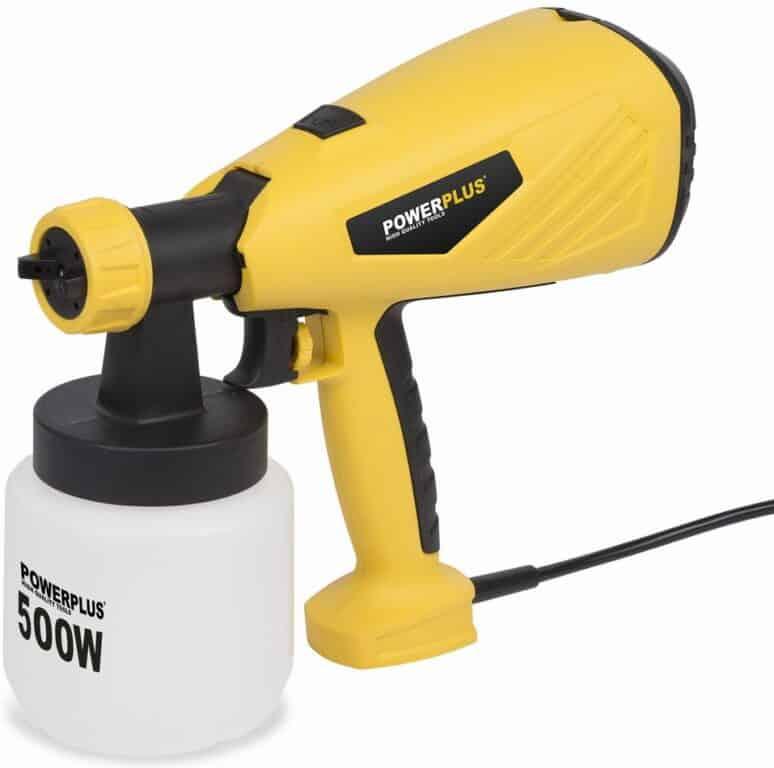 test PowerPlus POWX354 – Pro malování větších ploch za TOP cenu