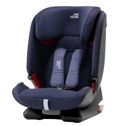 recenze a test sedačky pro dítě do auta - Britax Römer Advansafix IV M 2020 Moonlight Blue