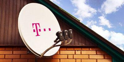 Recenze satelitní televize T-Mobile SAT TV