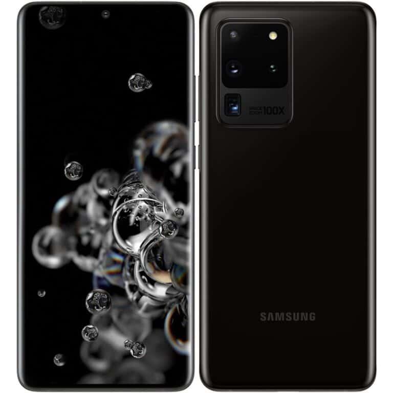 Samsung Galaxy S20 Ultra 5G - nejlepší prémiový mobil roku 2020