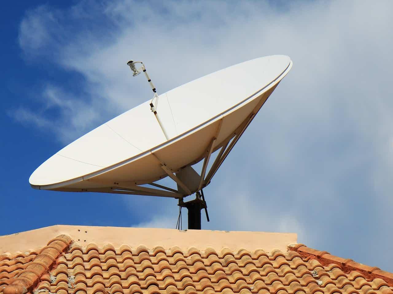 satelitní televize