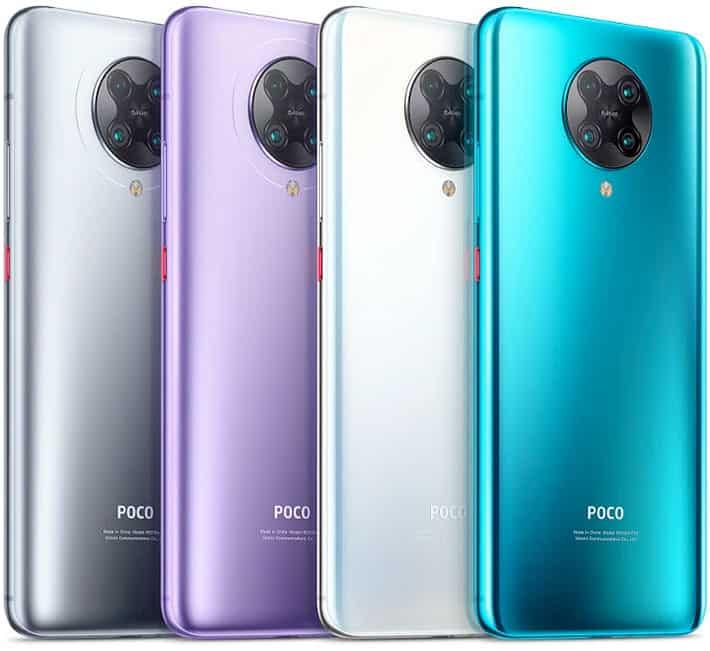 Xiaomi Poco F2 Pro - test