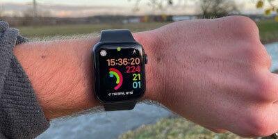 Recenze chytrých hodinek Apple Watch 6