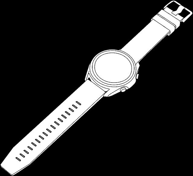 Design chytrých hodinek