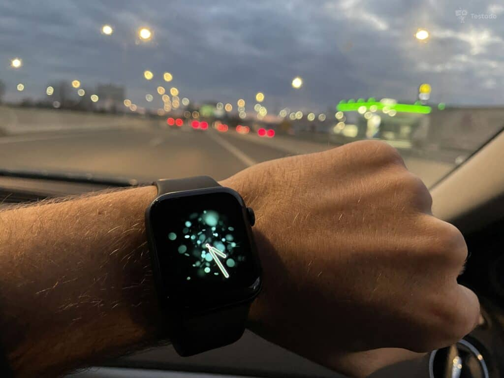 Apple Watch Series 6 - test