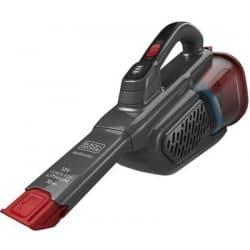 test vysavače Black & Decker BHHV315J