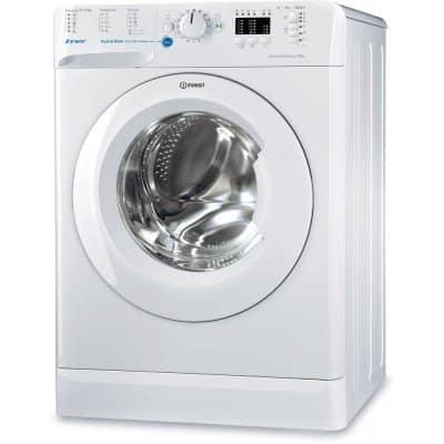 Indesit BWSA 61253 W – Levná automatická pračka