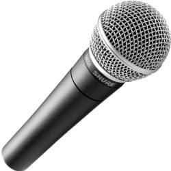ruční mikrofon SHURE SM 58