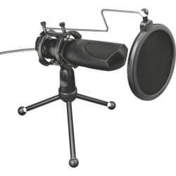 test usb mikrofonu Trust GXT 232
