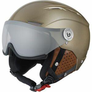 recenze designové helmy BOLLÉ BACKLINE VISOR PREMIUM