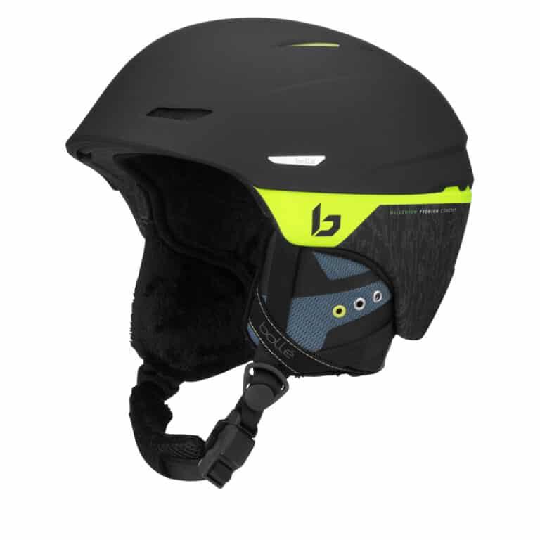 recenze hybridní lyžařské helmy Bollé Millenium