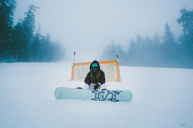 hrany snowboardu - informace a rozdělení