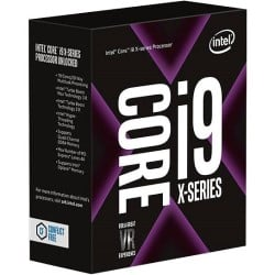 Intel Core i9-10900 X-Series herní procesor recenze
