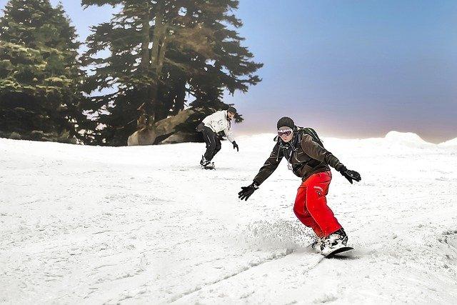 Jak vybrat snowboard/prkno