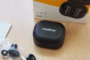 dokovací stanice sluchátek niceboy