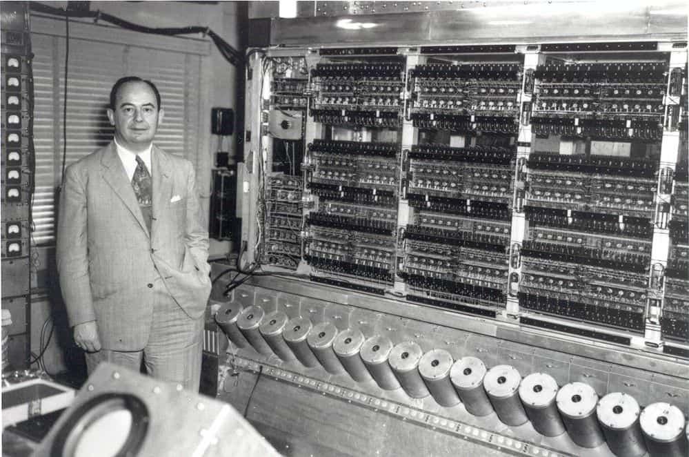 CPU v historii