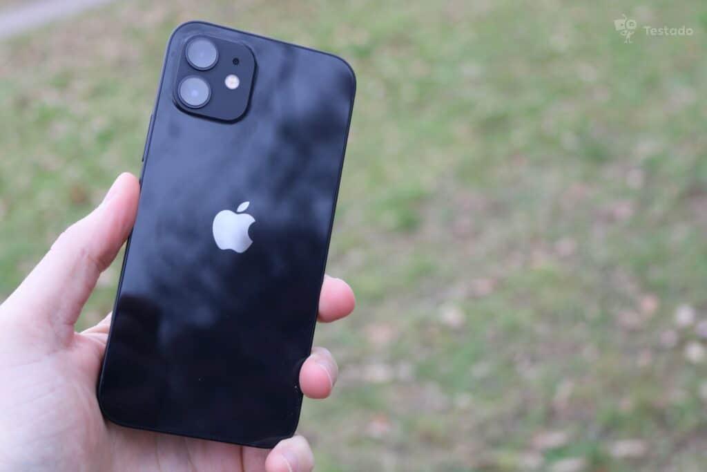 Recenze a test iPhone 12