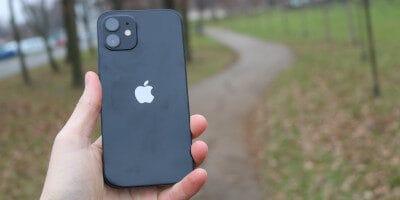 Recenze iPhone 12