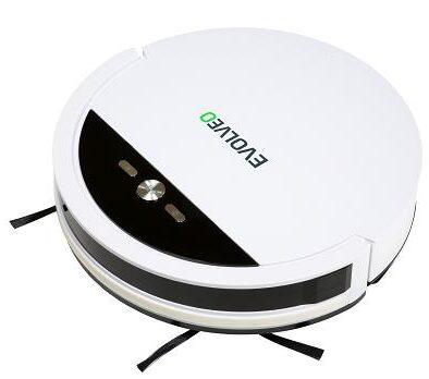 robotický vysavač Evolveo RoboTrex H6 recenze