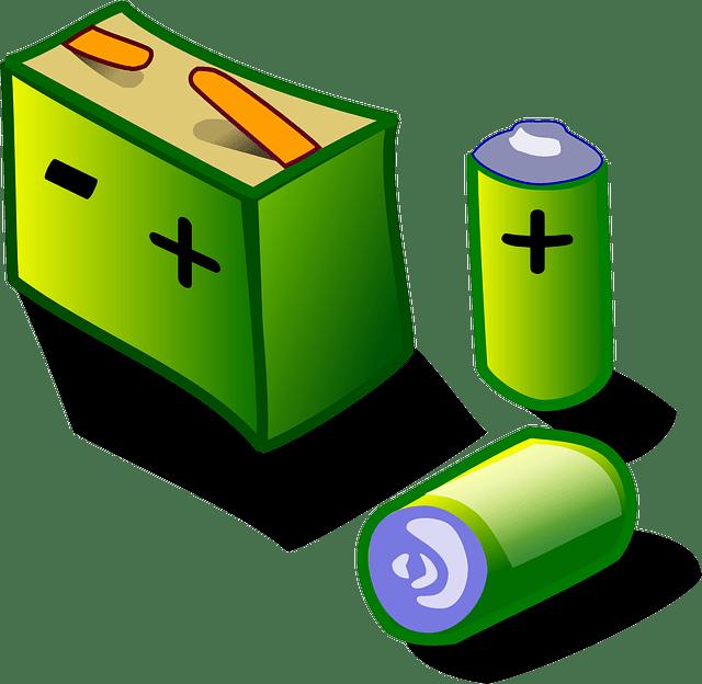 Kapacita auto baterií