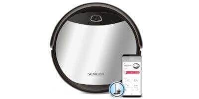Recenze robotického vysavače s mopem Sencor SRV 4250SL