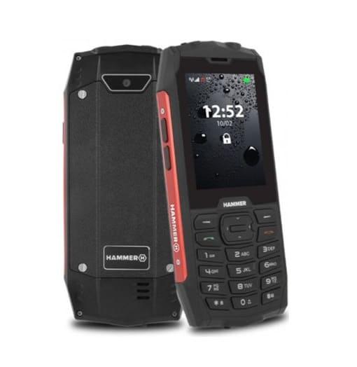 Recenze myPhone Hammer 4 - dotykové telefony do 2000 Kč