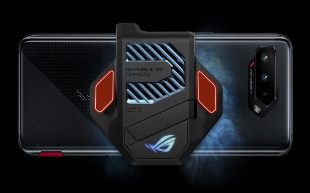 nejlepší herní mobil Asus ROG Phone 5