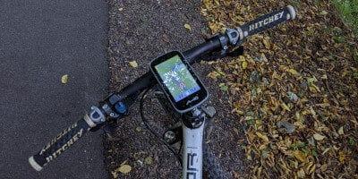 Recenze cyklonavigace Mio Cyclo Discover Plus